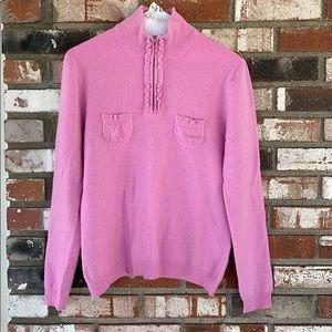 Pink Gran Sasso Sweater 💖
